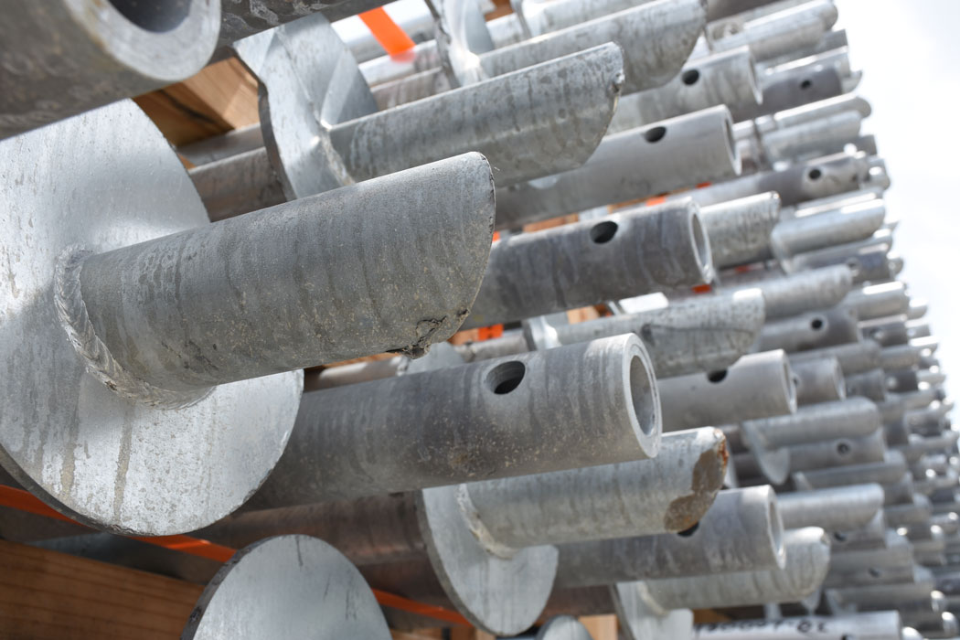 Helical Piles